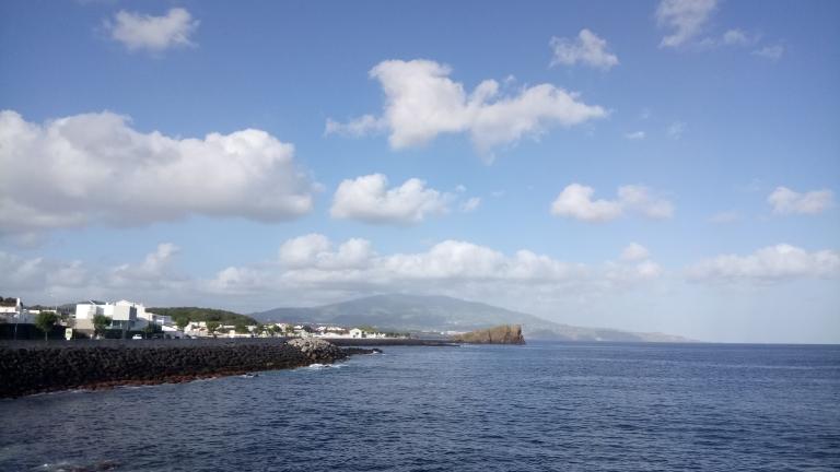 The Coast Between Ponta Delgada and Sao Roque / Populo