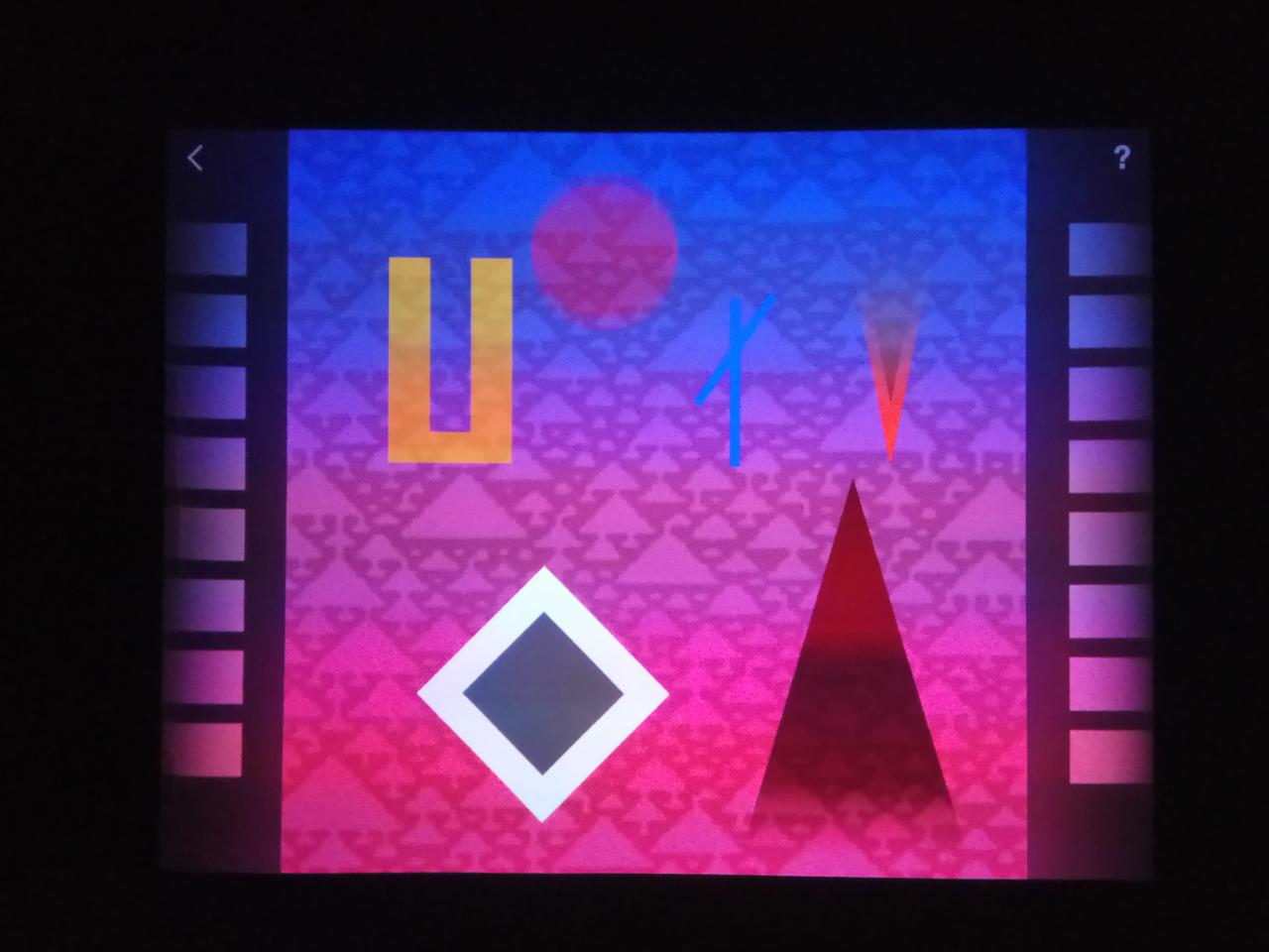 lightforms soundforms - brian eno - short
