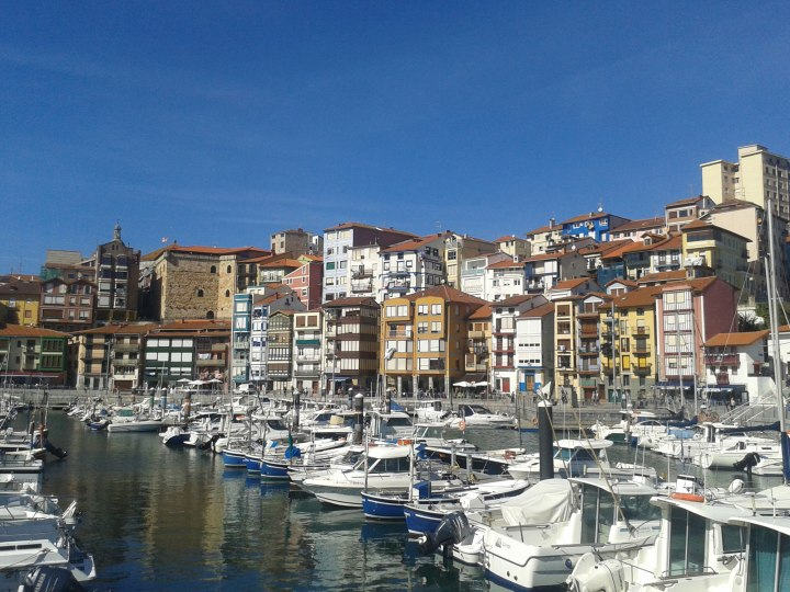 bermeo-port