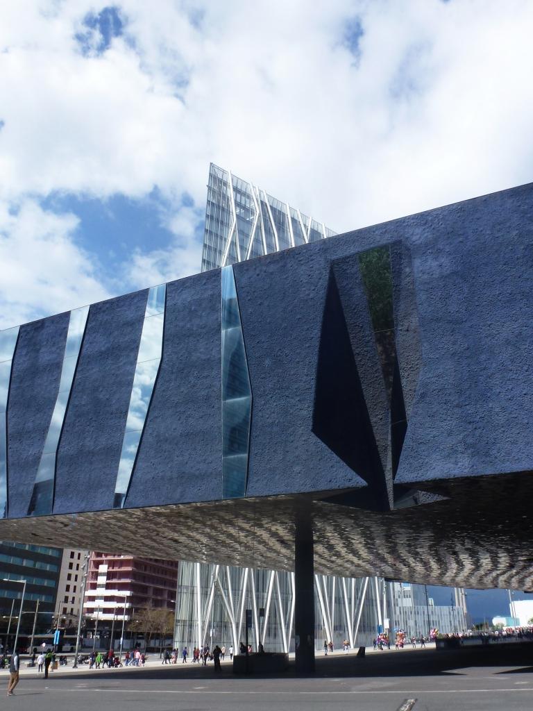 Museu Blau and Diagonal Zero Zero