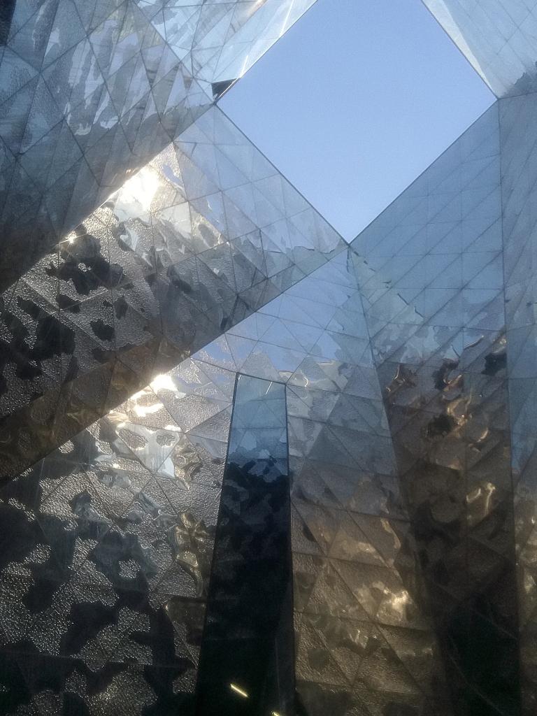 Museu Blau skylight
